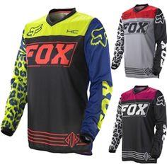2014 Fox HC Women's Motocross Jerseys