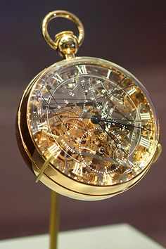The watch Breguet made for Marie Antoinette. To this day, one of the most expensive pocket watches in the world Expensive Watches, Most Expensive, Marie Antoinette, Cool Watches, Watches For Men, Patek Philippe, Beautiful Watches, Luxury Watches, Color Splash