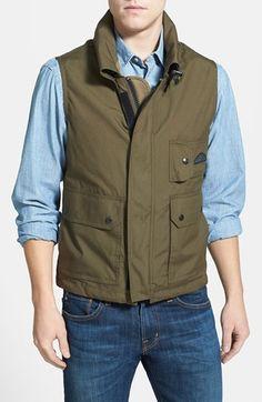 Men's Survivalon 'Brevis' Trim Fit Water Repellent Vest