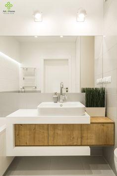 in_design architektur의 화장실 Bathroom Vanity Units, Modern Bathroom, Master Bathroom, Washroom, Bathroom Concrete Floor, Blue Green Bathrooms, Regal Bad, Washbasin Design, Basin Cabinet