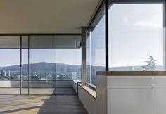 Sky-Frame Sliding window