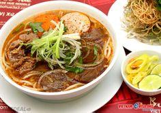 BUN BO HUE - It is typical of Thua Thien - Hue