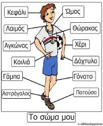 Image result for μερη του σωματος στο νηπιαγωγειο Autumn Activities, Book Activities, Learn Greek, Greek Alphabet, Greek Language, School Lessons, Home Schooling, Learning Resources, How To Stay Motivated