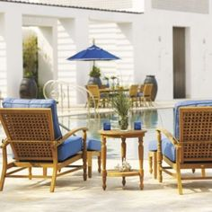 Yacht Collection by Summer Classics  cant go wrong with an outdoor beach theme!