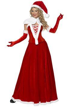 74299f2950e94 28 meilleures images du tableau Costume Mère Noël