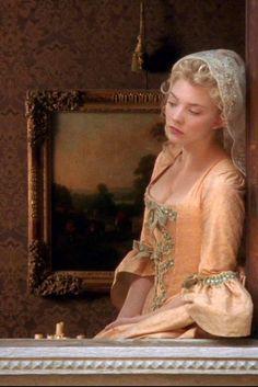 Natalie Dormer as Victoria in Casanova, 2005