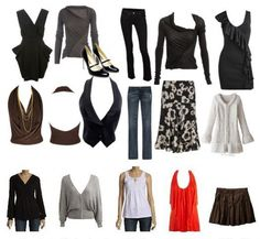how to dress an inverted triangle, wedge body shape - 2