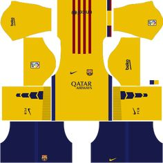 Barcelona Kits Dream League Soccer kit is very awesome and attractive you can easily change this kit by the given urls. Barcelona DLS Kits are very awesome. Barcelona Third Kit, Barcelona Fc Logo, Barcelona Jerseys, Barcelona Futbol Club, Barcelona Football Kit, Barcelona Soccer, Soccer Kits, Football Kits, Messi Boots