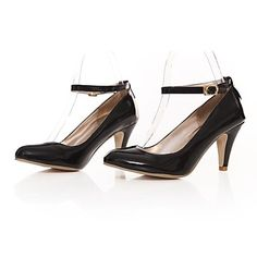Women's Shoes Round Toe Stiletto Heel Pumps Shoes More Colors available - USD $ 21.74