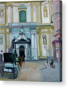 Vienna Acrylic Print featuring the painting St.peter by Carmen Stanescu Kutzelnig Thing 1, Framed Prints, Canvas Prints, Acrylic Sheets, Any Images, Got Print, Art Pages, Clear Acrylic, Fine Art America