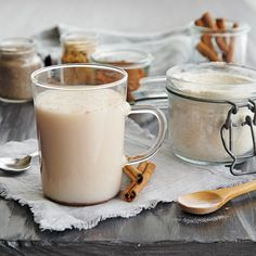 Homemade Chai Tea Mix - Can substitute dried almond milk for lactose free mix