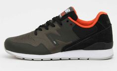 New Balance MRL996 FZ Re-Engineered Black/Grey
