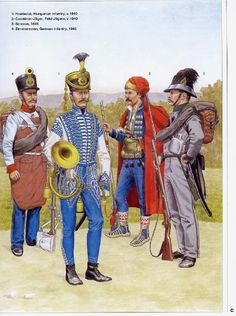 The Austrian Army Infantry Military Art, Military History, Military Uniforms, Les Balkans, War Drums, Osprey Publishing, Austrian Empire, Italian Army, Military Pictures