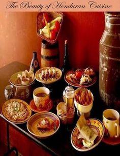 The Beauty of Honduran Cuisine Recipes - Kathy From Honduras - http://www.KathyFromHonduras.com