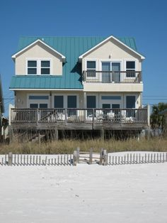 Panama City Beach Houses For Rent On Thomas Drive