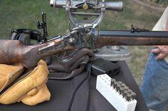 Taken For Granted: Shiloh-Sharps Model 1874 45-70 Rifle