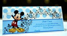 Card de bani cu Mickey Mouse cu reducere 50% Mickey Mouse, Disney Characters, Fictional Characters, Shabby, Cards, Maps, Fantasy Characters, Playing Cards, Baby Mouse
