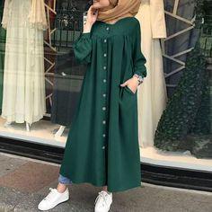Modest Fashion Hijab, Modesty Fashion, Pakistani Fashion Casual, Abaya Fashion, Modest Outfits, Fashion Outfits, Muslim Women Fashion, Islamic Fashion, Ethnic Fashion