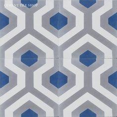 Cement Tile Shop - Encaustic Cement Tile Skyline