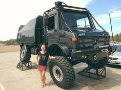 Too big or hell ya?!!! #overlandkitted