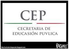 CARICATURISTA PACOTE: CECRETARÍA DE EDUCASIÓN PUVLICA