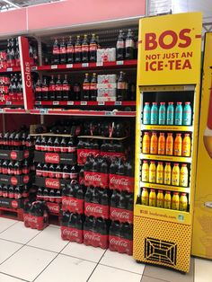 That's why we make refreshing ice tea with organic rooibos and natural fruit flavours. Sports Drink, Iced Tea, Pos, Energy Drinks, Coca Cola, Fruit, Stuff To Buy, Coke, Ice T