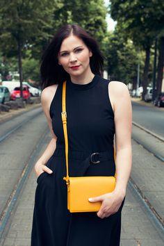 Shop the Look: black dress: rstyle.me/n/bvz2wabf7tx Ganni Lennox Bag: rstyle.me/n/bt5ev6bf7tx Vagabond sandels: rstyle.me/n/bv4ph6bf7tx lipstick: rstyle.me/n/bv4pj2bf7tx