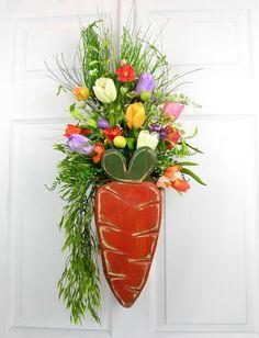 Carrot Wall Hanger