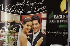 Eagle Trace Golf & Event Center at the St. Cloud Wedding Expo!