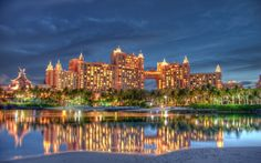 Atlantis Resort in the Bahamas by William Douma. Dubai Hotel, Atlantis Hotel Dubai, Atlantis Bahamas, Nassau Bahamas, Bahamas Vacation, Vacation Planner, Vacation Travel, Cruise Vacation, Vacation Destinations