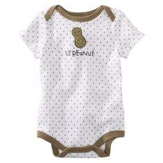 lil' peanut! This totally reminds me of @Cathrine Scrimshaw and @Audra Yeager!!!