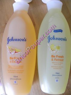 Acumulação de descontos - Promoções Continente - Gel de Banho Johnson and Johnson de 750ml a...