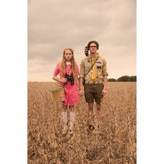 Pin for Later: 117 Ingenious DIY Costumes From Your Favorite TV Shows and Movies Suzy and Sam From Moonrise Kingdom
