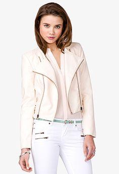 Darling Moto Jacket | FOREVER21 - 2027706212