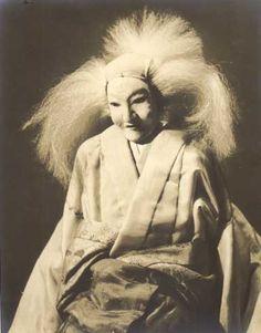 Japanese Puppets Bunraku | Woman Puppet (Bunraku Puppet Theater)