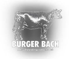 Burger Bach (Durham, NC) A New Zealand inspired gastropub in Richmond, VA & Durham, NC serving grass-fed beef, grass-fed lamb, free-range chicken, & the best fries in town!