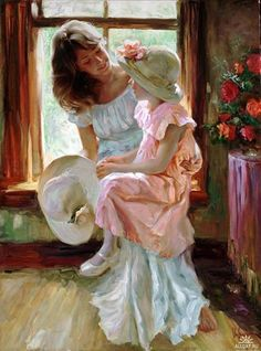 Searching for affordable Vladimir Volegov Painting in Home & Garden? Buy high quality and affordable Vladimir Volegov Painting via sales. Enjoy exclusive discounts and free global delivery on Vladimir Volegov Painting at AliExpress Vladimir Volegov, Painting Quotes, Artist Gallery, Fine Art, Renoir, Mothers Love, Mother And Child, Mail Art, Beautiful Paintings
