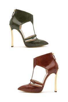 Zapatos de Casadei Otoño/Invierno 2013-2014