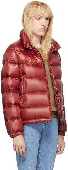 Neck Collar, Moncler, Scoop Neck, Jackets For Women, Winter Jackets, Satin, Copenhagen, Coat, Long Sleeve