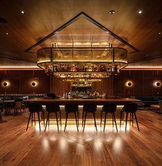Auckland New Zealand, Bar