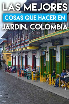 Las mejores actividades por hacer en Jardin Colombia Reserva Natural, Colombia Travel, Travel Tips, Colorful Houses, Guatape, Things To Do, Waterfalls, Cities, Activities
