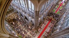 Royal wedding: Best photos from marriage of Prince William and Kate Middleton | OregonLive.com; In this image taken from video, an interior view of Westminster Abbey during the Royal Wedding in London on Friday, April, 29, 2011. (AP Photo/APTN)