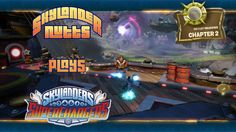 Skylanders SuperChargers - SkylanderNutts Plays The Rift To Skylands (Ch 2-4) - Watch as Conner and I explore the rest of the Rift To Skylands level. We figure out that chapters are no longer what they used to be.