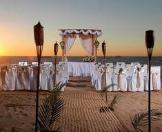 Claves para organizar una boda en la Playa por Emocions Catering