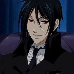 black butler sebastian - god, the hotness!