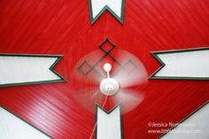 I know that red! Red Cup #Cafe in Chesterton, #Indiana