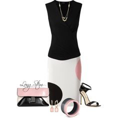 08/02/15 by longstem on Polyvore featuring moda, Alexander McQueen, Via Spiga, COSTUME NATIONAL, Napier and Lisa Stewart