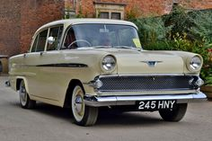 Vauxhall Victor. The car I learned to drive on at the tender age of 17. My Dad was the teacher.