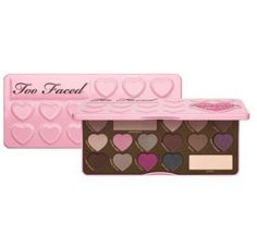 I cannot WAIT for this! Too Faced Chocolate Bon Bons Palette