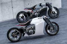 The Ducati è Rossa looks like the broad, able-bodied dude you don't want to mess with Concept Motorcycles, Custom Motorcycles, Custom Bikes, Cars And Motorcycles, Cafe Racer Bikes, Cafe Racer Motorcycle, Ducati Classic, Motos Retro, Motorbike Design